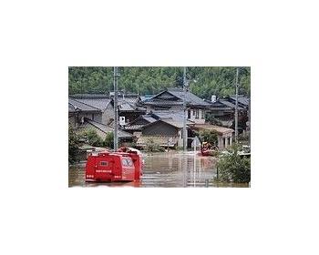 【西日本豪雨】岡山真備町住人「阪神大震災より怖かった」「7時間タオルを振り続けた」