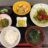 『1号館昼食(肉団子の甘酢あん)』の画像