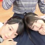 『【乃木坂46】これは変態企画w 理々杏×阪口が松村の膝まくらにwwwwwww』の画像