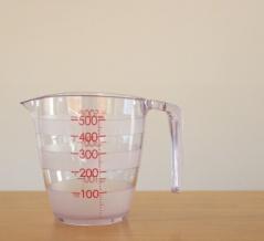 買う前に「求める条件」を整理する。計量カップが割れてしまった!