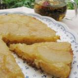 『薬膳スイーツ「梨のケーキ」9月の漢方&薬膳セミナー「秋の養生と咳」でお出しします』の画像