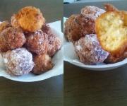 ホットケーキミックスでドーナツ作ったら、どうみてもから揚げな件