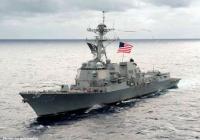 米海軍ミサイル駆逐艦と補給艦が台湾海峡を航行に、中国「主権に対する侮辱行為」だと抗議!