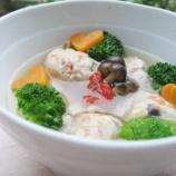 『「サバの薬膳団子スープ」漢方薬のきぐすり.comさんの「体よろこぶ暮らしの薬膳」で紹介してしただきました!』の画像