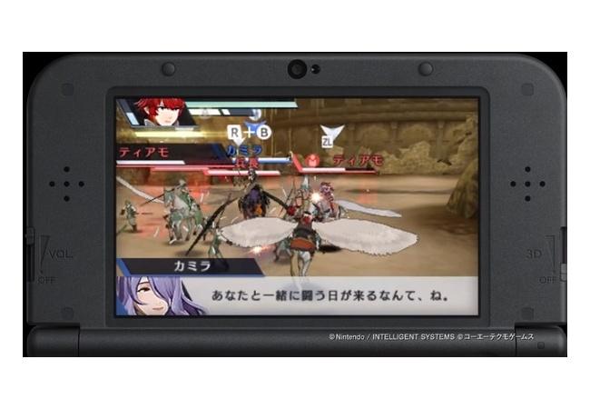 FE無双、New3DS版の映像が発売6日前にしてついに公開!!