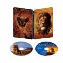 予約開始!ライオン・キング 4K UHD MovieNEX スチールブック [4K ULTRA HD+ブルーレイ+デジタルコピー+MovieNEXワールド] [Blu-ray]