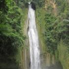 『セブ近郊の綺麗な滝』の画像