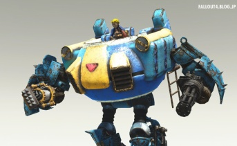 RidableBot(Nexusmods 版)