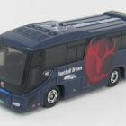 『TM0986 ISUZU GALA 042-6 鹿島アントラーズ選手バス』の画像