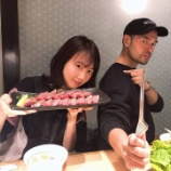『【乃木坂46】これは!!永島聖羅とイチローの2ショット写真が!!??』の画像