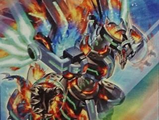 【遊戯王OCGフラゲ】来月のVジャンプ9月号に『アウトバースト・ドラゴン』が付属決定!