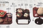 【悲報】ワイ将、深夜に平安時代の貴族の食事画像を見てしまい咽び泣く