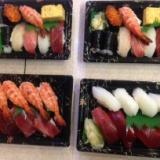 今日も「かわなみ」のお寿司のサムネイル