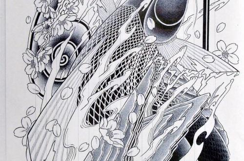 【画像あり】神奈川の障害者施設で大量殺人やらかした植松が最近書いた絵が上手いのサムネイル画像
