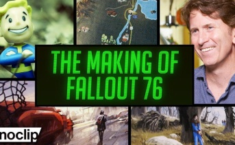 『The Making of Fallout 76』開発ドキュメンタリー映像が公開