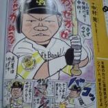 『【野球】SB中村晃が首位打者になる可能性』の画像