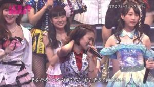 大島優子、松井玲奈、渡辺美優紀の永遠の二番手が卒業するのって辛いよな