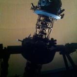 『あのスイカドームにあった投光器を復元展示!戸田市郷土博物館ロビーにて1月20日より「よみがえるプラネタリウム」展が始まります!』の画像