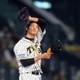 阪神・藤浪、10連敗中のDeNA打線相手に自滅…2度の3連続四球含む計7四死球
