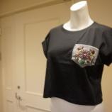 『PF by PAOLA FRANI クロップドTシャツ』の画像
