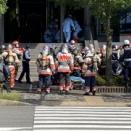 京都で事故に遭遇♯
