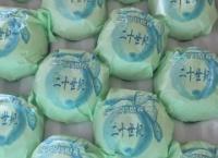 【毎年恒例】中野郁海、20世紀梨をメンバーに送る
