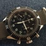 junewichの腕時計、ジーンズ、スニーカーblog