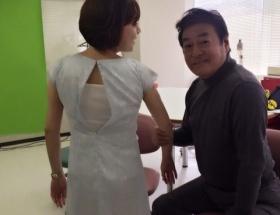 【悲報】高橋真麻、太りすぎて衣装入らず