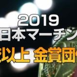 『吹連『2019全日本マーチングコンテスト』金賞団体ダイジェスト映像! #AJBA』の画像