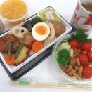 Tue:NewDays・彩り野菜のにぎわい弁当 しじみ汁☆