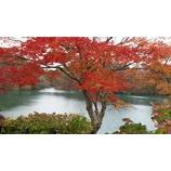 『裏磐梯の紅葉』の画像