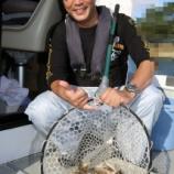 『9月22日 釣果 湾内貸切ハゼ釣り』の画像