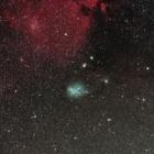『FSQ-130EDによるいつかくじゅう座のカタツムリ星雲(IC2169)』の画像