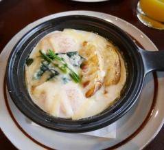 ハーブの宿 檪(kunugi) 朝食・感想 ④