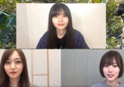 乃木坂46・齋藤飛鳥&山下美月&梅澤美波、最新の3人が3人とも可愛いwwwww