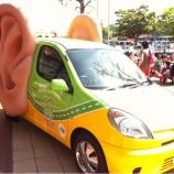『(番外編)大きな耳の・・・車!(^◇^;)』の画像