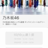 『【乃木坂46】画質はこんな感じか…twitterでもレポートが続々到着!!!『ミート&グリート』感想まとめ!!!』の画像