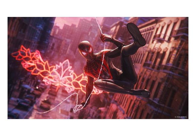 『スパイダーマン マイルズモラレス』、容量がPS4版が52GBでPS5版が50GBと判明