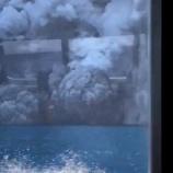 『【続報】ニュージーランドのホワイト島噴火で少なくとも20人がけが』の画像