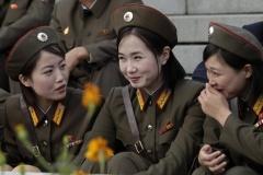 北朝鮮「コメを送って欲しい。」