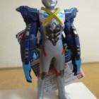 『ウルトラヒーローX 02 ウルトラマンエックス(ゴモラアーマー) レビューらしきもの』の画像