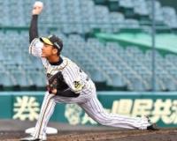 【阪神】小野が制球乱し3失点 次回は2軍戦で先発へ
