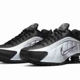 『3/4 ナイキ新商品 Nike SHOX R4104265-044』の画像