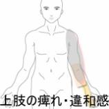 『チェストフライで痛めた上肢』の画像