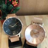 『ペア使いがオススメ★KLASSE14(クラスフォーティーン)の腕時計』の画像