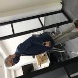 『東京オフィスみんなで全体清掃』の画像
