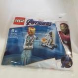 『番外編:LEGO(レゴミニセット) コンビニ限定 アイアンマンを買ってみた』の画像