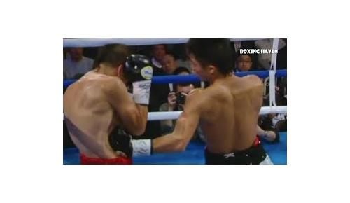 井上尚弥のボディブローを集めた映像に海外ボクシングファン驚嘆