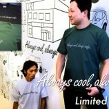 『【イワサキ日誌 Vol.15】maniacs Limited T-SHIRTS新作発売』の画像