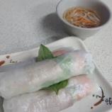 『思い出の味 文化大学近くの激安ベトナム料理屋 越南河粉』の画像